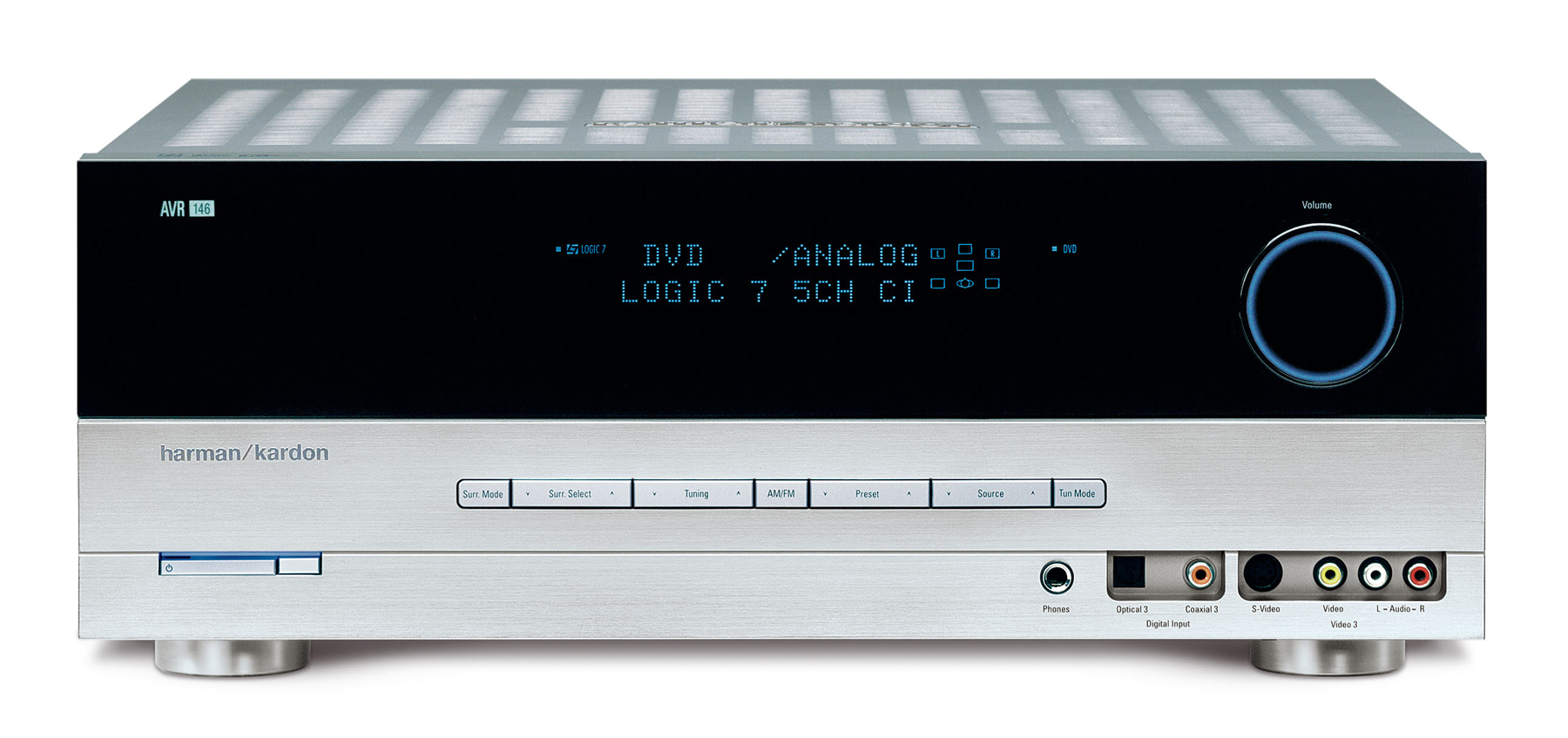 harman kardon avr 146 av receiver audioholics rh audioholics com Harman Kardon AVR 120 Harman Kardon AVR 130 Review