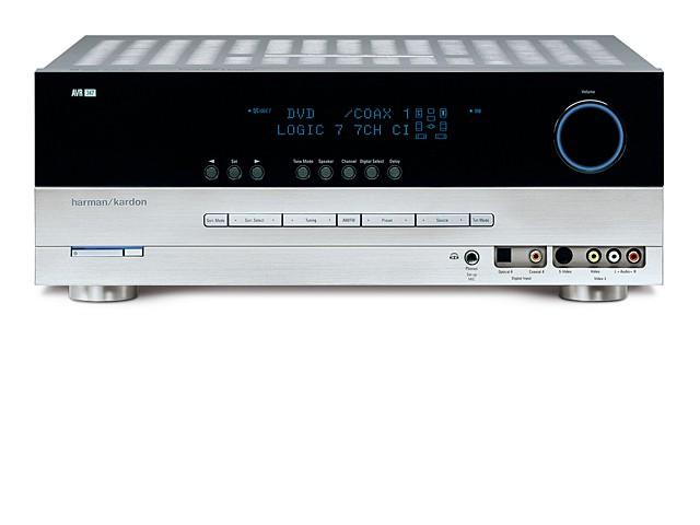Harman Kardon AVR-347 Receiver Preview | Audioholics
