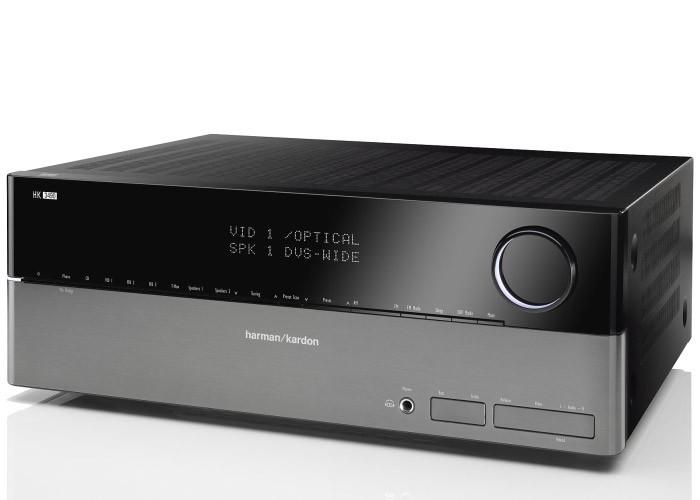 harman/kardon HK 3490 Stereo Receiver Review | Audioholics
