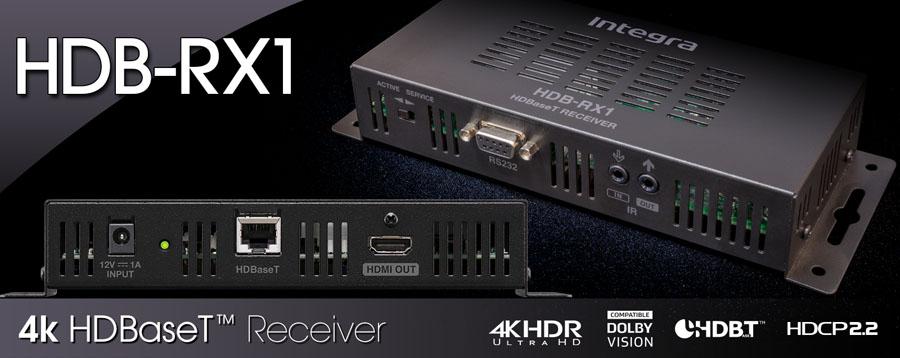 Integra DRX-4 2 & DRX-4 3 9 2 Channel AV Receiver Review
