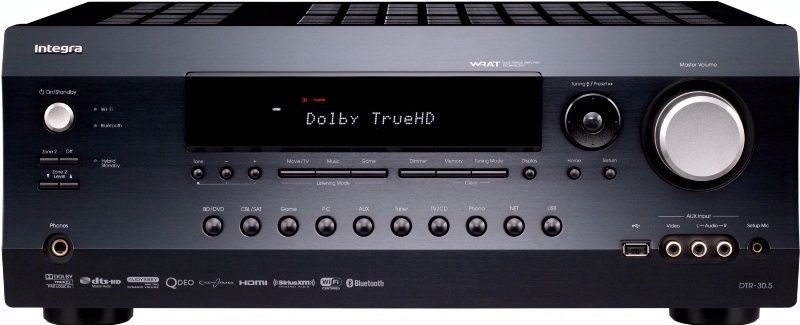 Integra DTR-30 5 AV Receiver Preview | Audioholics
