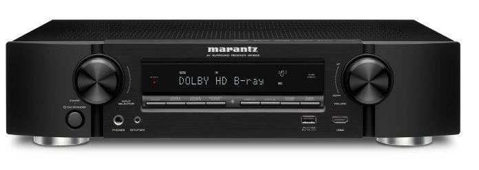 Marantz NR1403 & NR1603 Slimline A/V Recievers Preview
