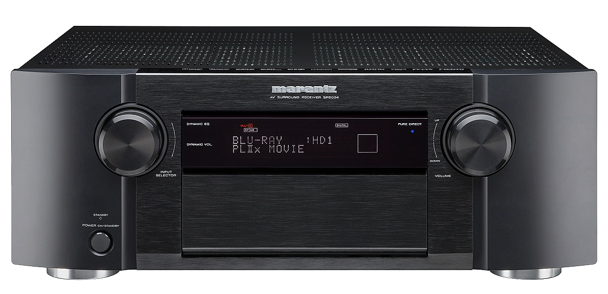 Marantz Sr6004 A V Receiver Preview Audioholics