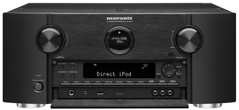 Marantz Sr5007 Sr6007 Amp Sr7007 A V Receiver Preview