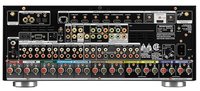 Marantz SR7012 rear panel