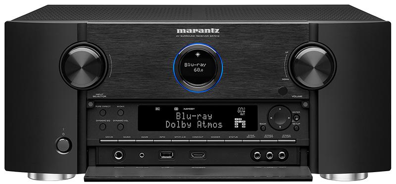 Marantz SR7012 9 2CH AV Receiver Review | Audioholics