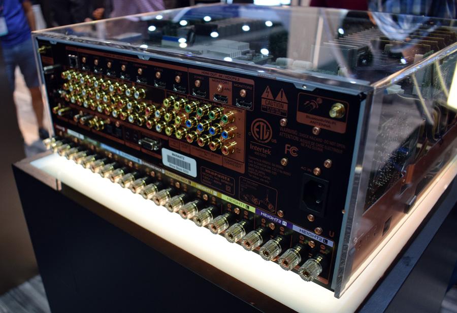 Marantz Unveils SR7012, SR8012 AV Receivers and AV7704