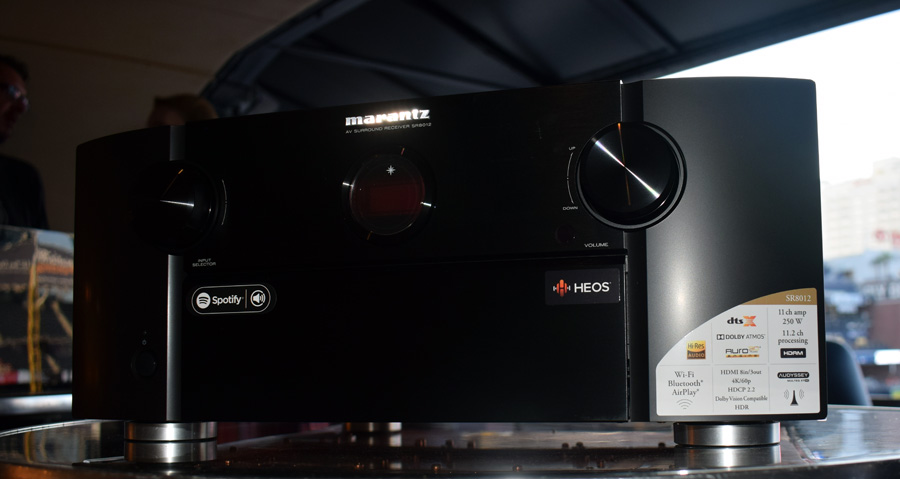 Marantz Unveils Sr7012 Sr8012 Av Receivers And Av7704