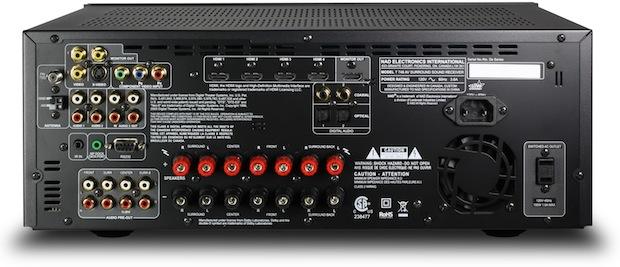 nad t 748 7 1 3d receiver preview audioholics rh audioholics com nad t748 specs nad t748 v2 manual