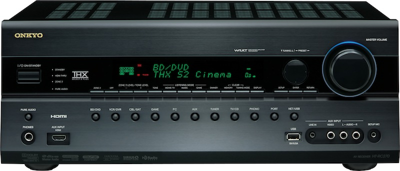 Onkyo Ht Rc270 7 2 Channel Network Receiver Preview