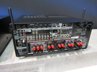 onkyo pr rz5100. onkyo\u0027s newest lineup: the pr-rz5100 network a/v processor (left), tx-rz3100 receiver (middle), and 9.2-channel tx-rz1100 onkyo pr rz5100