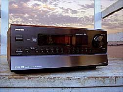 Onkyo TX-DS989 Receiver Preview | Audioholics