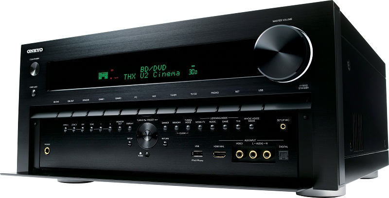 Onkyo+TX-NR5010+9.4+Channel+Receiver+Preview