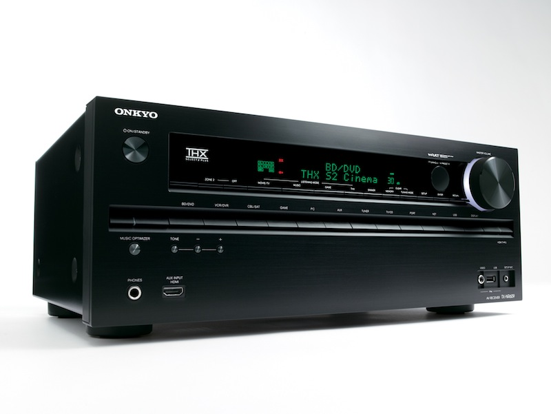 Onkyo TX-NR609 THX Select2 Plus 7.2 Network Receiver ...