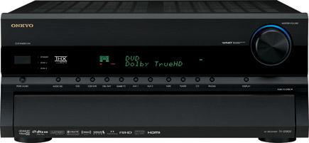 Onkyo TX-SR805 AV Receiver Review | Audioholics