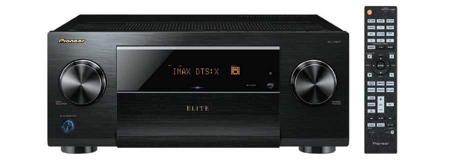 Pioneer Rates Max Power with Elite SC-LX904 11.2 Channel AV Receiver