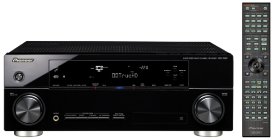 Pioneer+VSX-1020-K+Receiver+First+Look