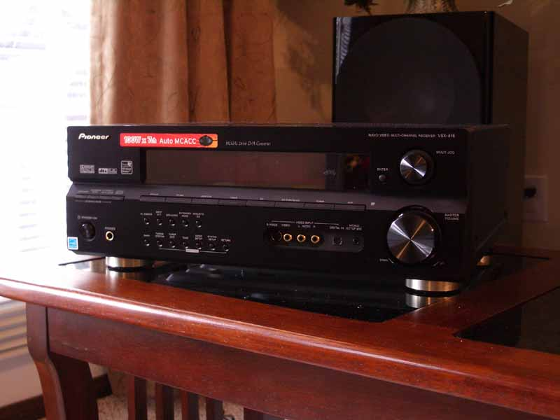 Pioneer+VSX-815+Receiver+Review
