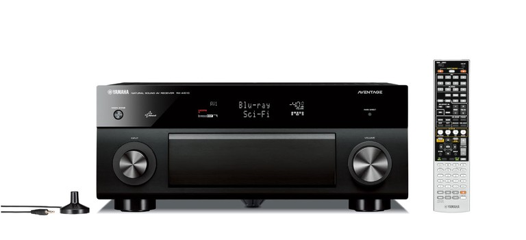 Yamaha RX-A1010 AVENTAGE 7.1 Channel Networking A/V Receiver Review