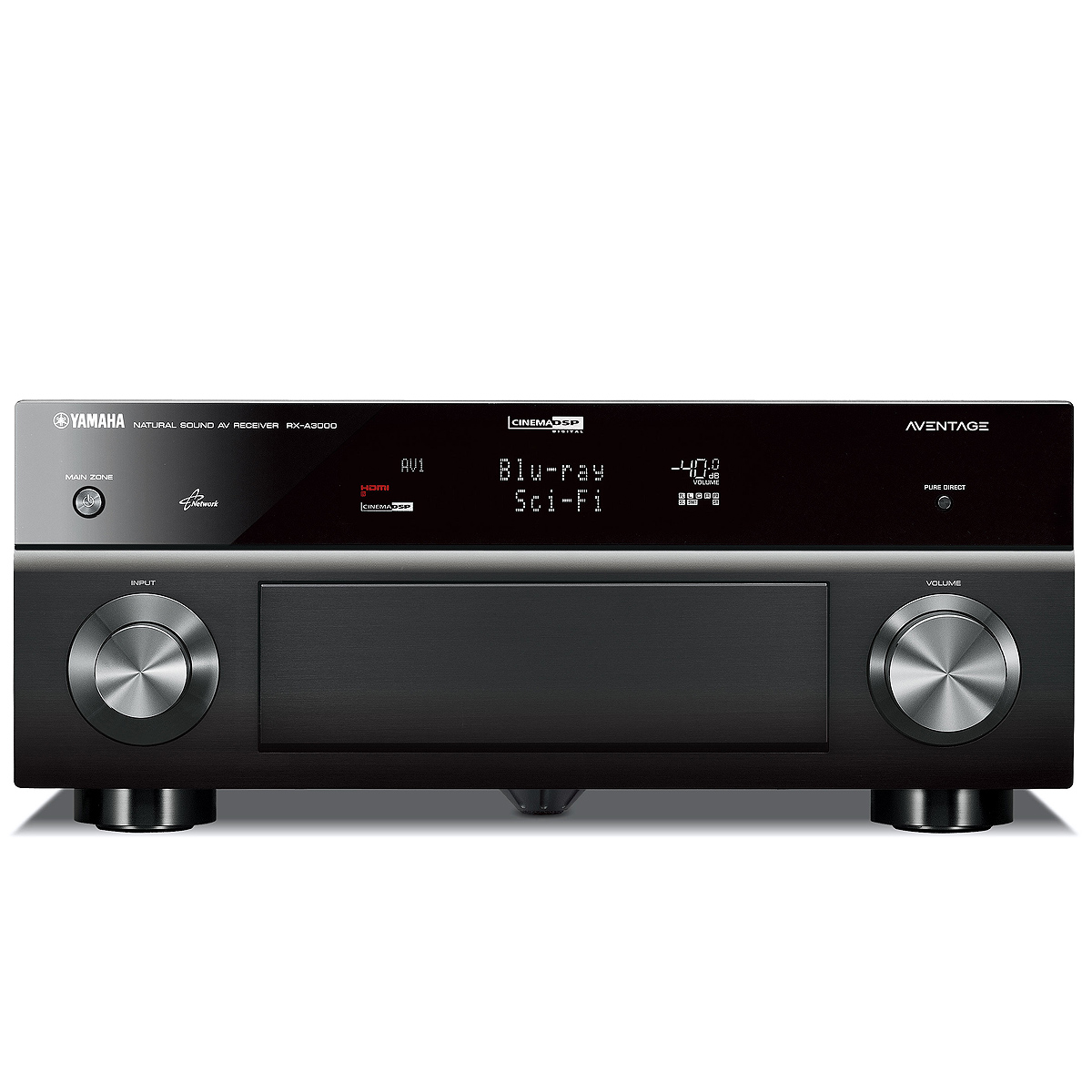 Yamaha RX-A3000 Aventage 11 2 Networking A/V Receiver Review