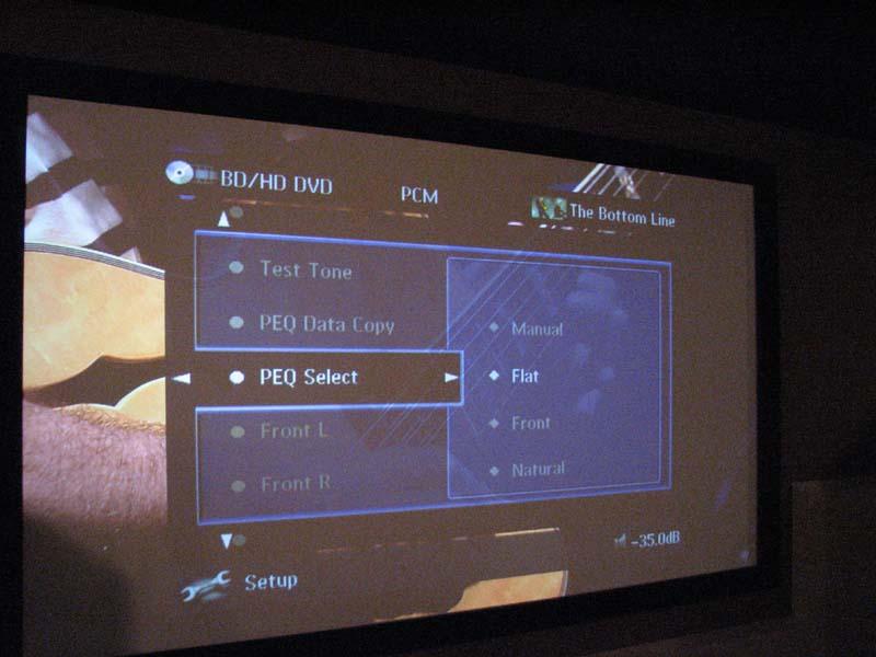 Yamaha RX-Z7 7 1 System Setup and Configuration   Audioholics