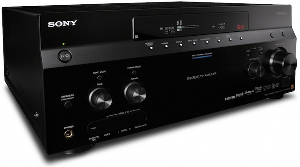 Sony Str Da5600es Av Receiver Preview Audioholics