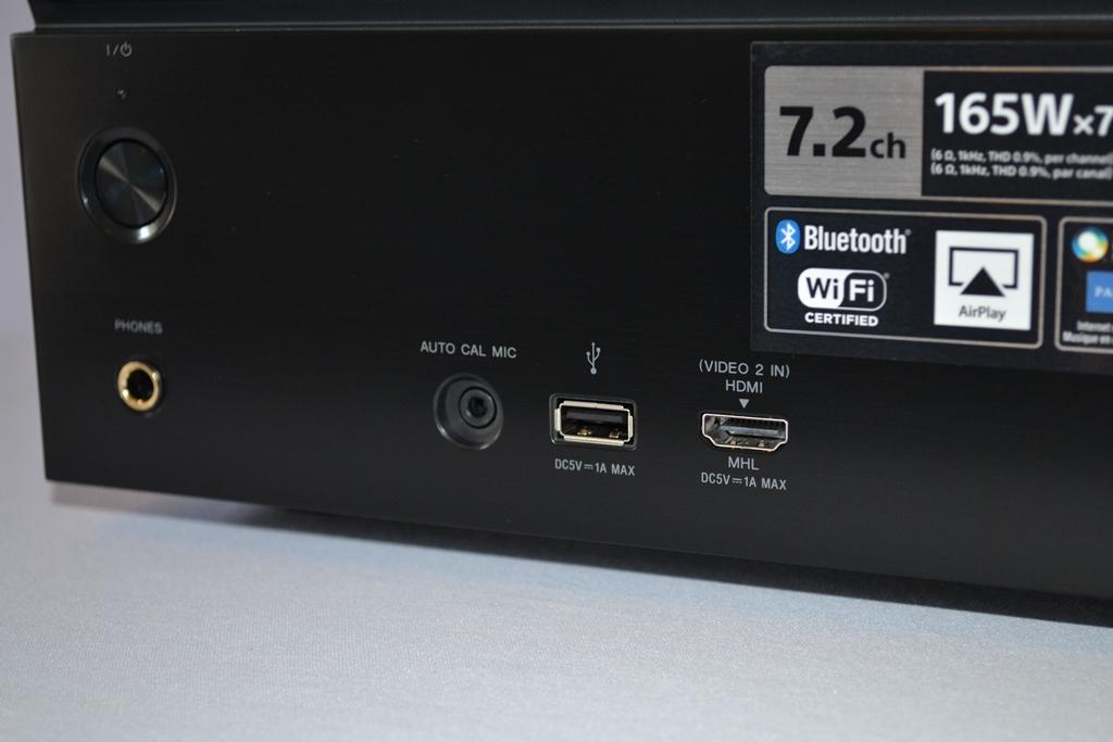 sony str dn1040 setup and operation audioholics rh audioholics com Sony Receiver Network Sony STR Receivers