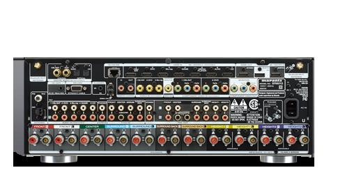 Marantz SR5012 / SR6012 4K UltraHD AV Receivers Preview | Audioholics