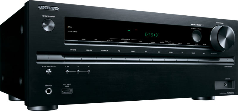 Onkyo TX-NR646 and TX-NR747 Atmos / DTS:X AV Receivers Preview