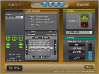 Yamaha rx a2020 remote control network features apps for Yamaha remote control app