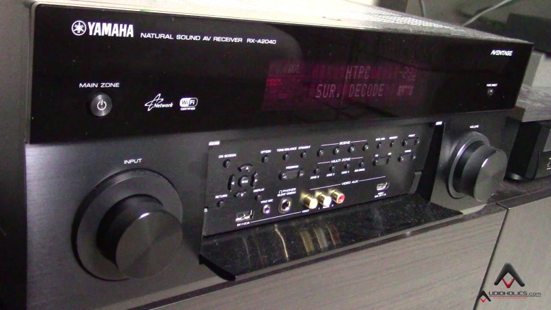 Yamaha rx a2040 dolby atmos av receiver review audioholics for Yamaha rxv781 review