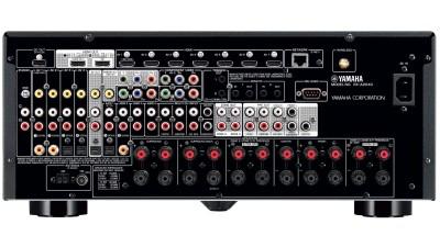 Yamaha RX-A2040 Back