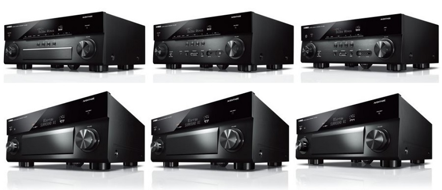 Yamaha AVENTAGE RX-A 80 Series AV Receivers Feature
