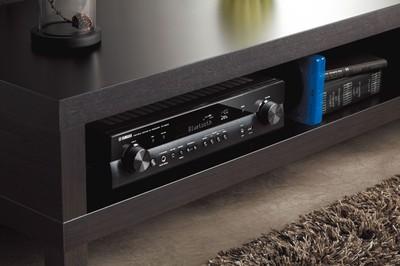 Yamaha RX-S602 Receiver Boasts Slim Design And Wireless Surround Capability