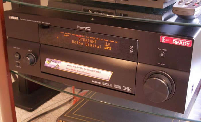Yamaha+RX-V2600+Receiver+Review