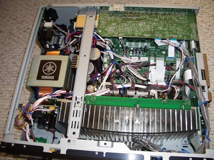 Yamaha rx v2600 car interior design for Yamaha receiver customer support phone number