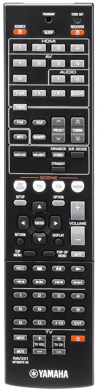 Yamaha Rx V367 Receiver Preview Audioholics