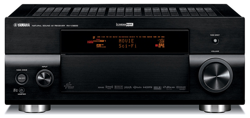 Yamaha Rx V3900 Receiver Preview Audioholics