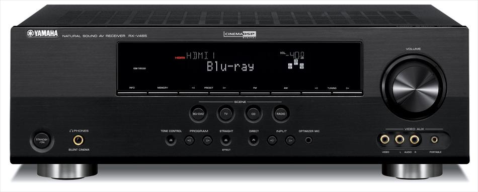 Amplifier For Yamaha Htr