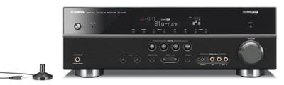 yamaha rx-v467 av receiver review | audioholics