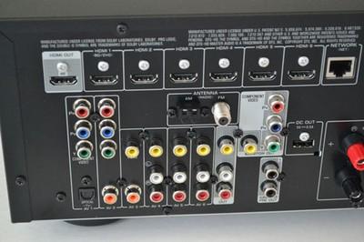 02-Yamaha inputs