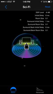 DSP-mode-Sci-fi