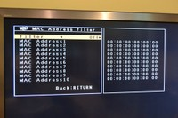 Mac Address Yamaha Receiver