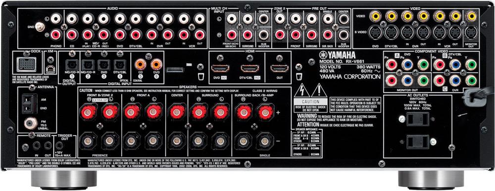Reviews Yamaha Receiver R