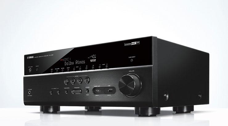 2016 Yamaha Rx V81 Atmos Dts X A V Receivers Preview Audioholics