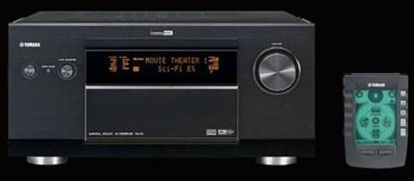 Yamaha RX-Z1 Receiver Review