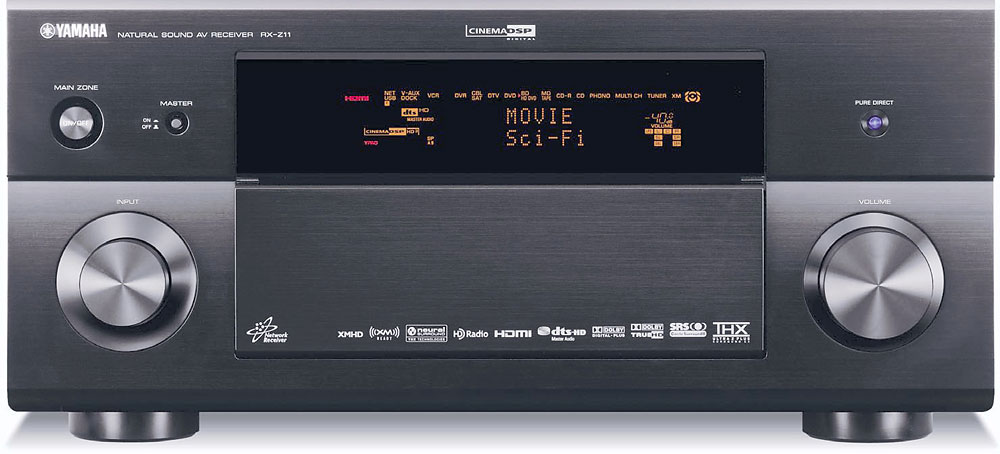 Yamaha Av Receiver Manual Rx V