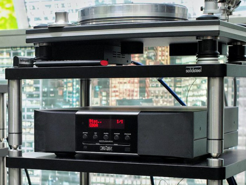 Mark Levinson's No  5101 Plays SACDs Like It's 1999