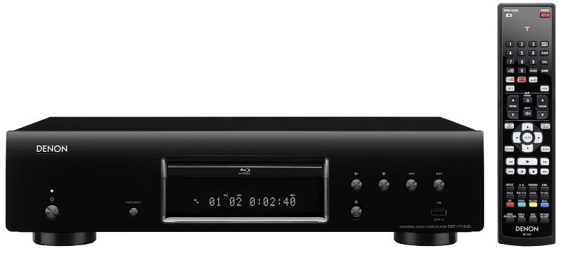 denon dbt 1713ud universal audio video player preview audioholics. Black Bedroom Furniture Sets. Home Design Ideas