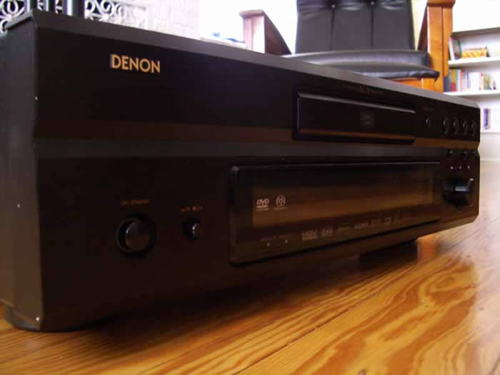 Denon+DVD-3930CI+DVD+Player